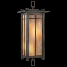 Capistrano 2 Light Outdoor Wall Lantern