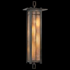Capistrano 4 Light Outdoor Wall Lantern