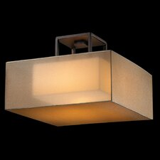 Quadralli 2 Light Semi-Flush Mount