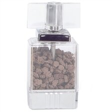 3.87'' Acrylic Chocolate Mill Boxed With Refill