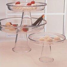 Grainware Serving Necessities Pedestal Cake Stand (Set of 3)