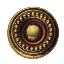 French Antique Round Knob