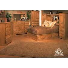 Country Heirloom Pier Wall Bedroom Collection