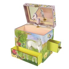 Fairy Horse Treasure Jewelry Box