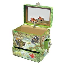Monarchs Music Jewelry Box