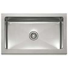 "<strong>Franke</strong> Manor House 36"" x 20.88"" Apron Front Kitchen Sink"
