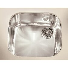 "Professional 18.93"" x 18.93"" Undermount Kitchen Sink"