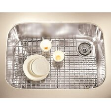 "Professional 28.75"" x 20.88"" Undermount Kitchen Sink"
