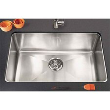 "Professional 29.13"" x 18.13"" Under Mount Kitchen Sink"