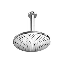 HansaRain Ceiling Mount Showerhead with Arm