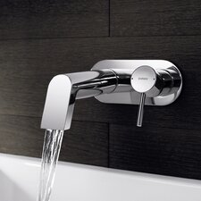 <strong>Hansa</strong> HansaStela Single Handle Wall Mount Tub Only Faucet Trim Lever Handle