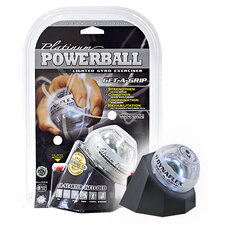 Platinum Power Ball Lighted Gyro Exerciser