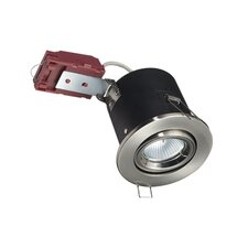 Firerated Gimbal 10.2cm Downlight Kit