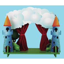 Interchangeable Puppet Theater