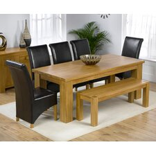 Barcelona 7 Piece Dining Set