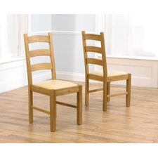 Valencia Oak Dining Chair (Set of 2)