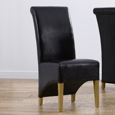 Barcelona Oak Dining Chair (Set of 2)