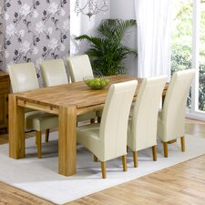 Madrid 7 Piece Dining Set