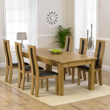 Rustique 7 Piece Dining Set