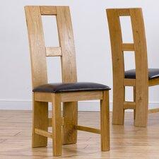 John Louis Oak Dining Chair (Set of 2)