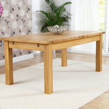 Rustique Classical Extendable Dining Table