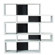 "London Composition 63"" Bookcase"