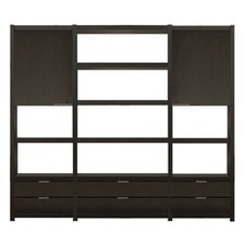 Atlas Shelving Unit in Wenge