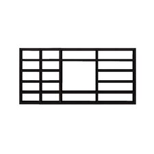 Denso Composition 2010-004 Shelf Etagere
