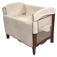 Curved Ideal Co-Sleeper without Skirt