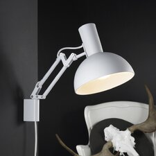 Arki 1 Light Swing Arm Wall Light