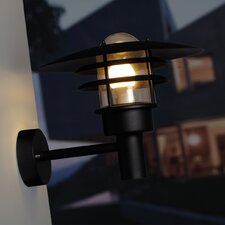 Lonstrup Outdoor 1 Light Semi-Flush Wall Light