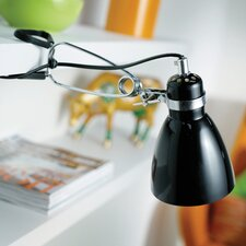 Cyclone Clamp Table Lamp
