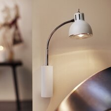 Duett 1 Light Reading Wall Light