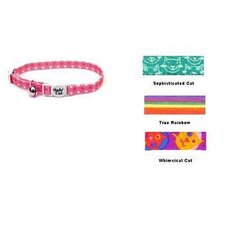 <strong>Coastal Pet Products</strong> Nylon Adjustable Breakaway Cat Collar with Bell