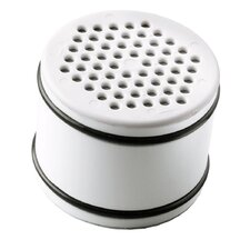 Shower Filter Volume Control Replacement Cartridge with Level 2 Extra Filtration