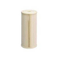 Level 4 Heavy-Duty Sediment Pleated Cellulose Replacement Cartridge