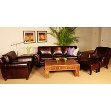 <strong>Lazzaro Leather</strong> Living Room Collection