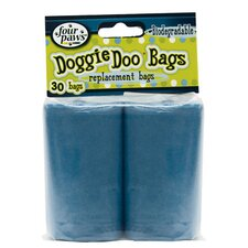 Doggie Doo Dispenser Refill Bag (30 Counts)