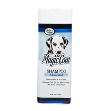 Magic Coat Medicated Shampoo for Dogs with Dry, Itchy Skin