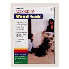 <strong>Four Paws</strong> Wood Expansion Pet Gate