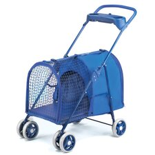 Fresh Air Pet Stroller in Blue