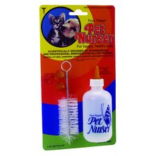 Pet Nurser Bottle and Brush