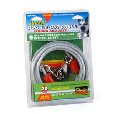Dog Super Cable Tie Out