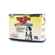 Wee Wee Pads for Adult Dog Training - 75 Count