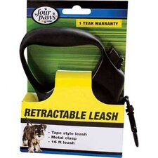 <strong>Four Paws</strong> Retractable Tape Dog Leash
