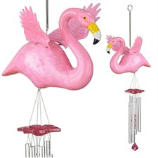 WindyWings Flamingo Wind Chime