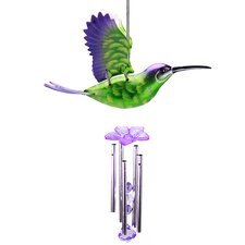 WindyWings Hummingbird Wind Chime