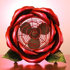 Cool Winds Rose Fan