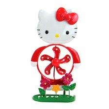 Hello Kitty Spinner Statue