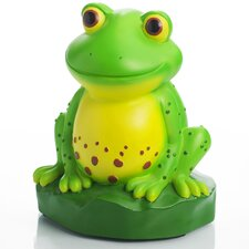 Glow Anywhere LED Frog Statue